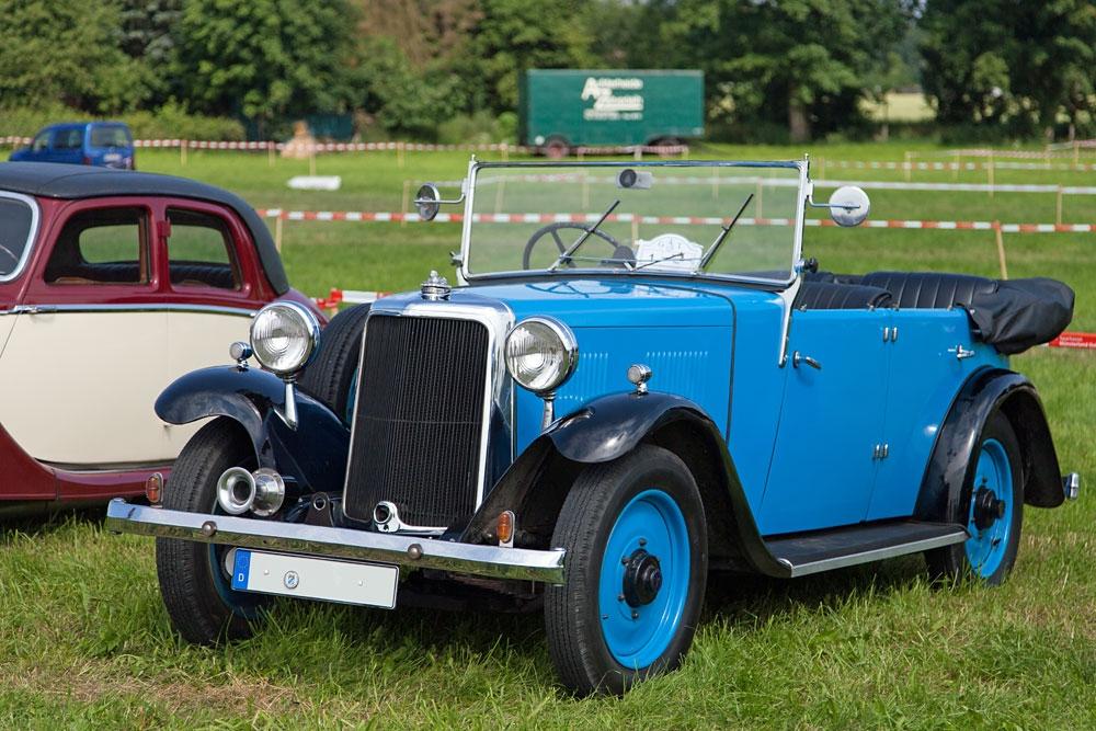 12HP von 1934
