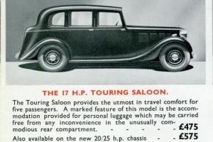 Verkaufskatalog von 1935