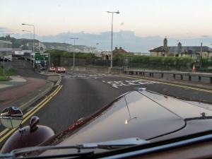 Nur noch wenige Meilen bis Dover