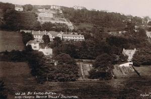 Postkarte St Elmo Hotel