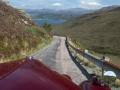 Auf dem Weg nach Kylerhea (Isle of Skye).