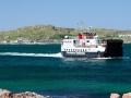 CalMac-Fähre auf die Insel Iona