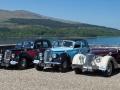 Scottish Riley Enthusiasts auf der Isle of Mull 2012