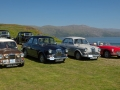 Scottish Riley Enthusiasts auf der Isle of Mull 2012