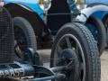 Bugatti-Ansammlung