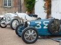 Bugatti und Mercedes