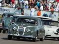 Jaguar Mk I und BMW 700