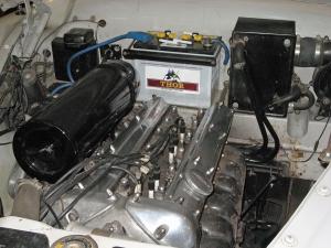 Jaguar Mk VIIM-Motor