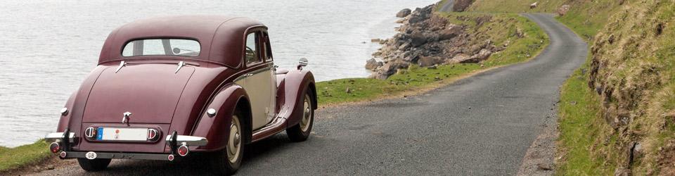 Vintage Motoring